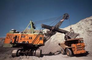 Проблемы и особенности развития горнодобывающей промышленности