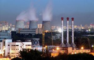 Газовая промышленность России